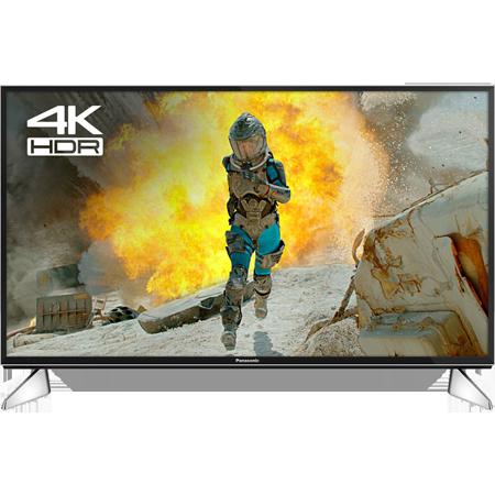 Panasonic TX40EX600B, 40 UHD Smart 4K LED TV with Freeview.