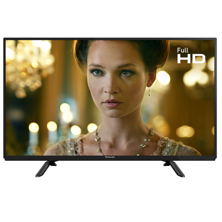 Panasonic TX40FS400B, 40 Full HD Smart LED TV with Freeview