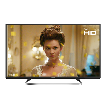 Panasonic TX40FS503B, 40 Full HD LED Smart TV with Freeview Play and Freesat
