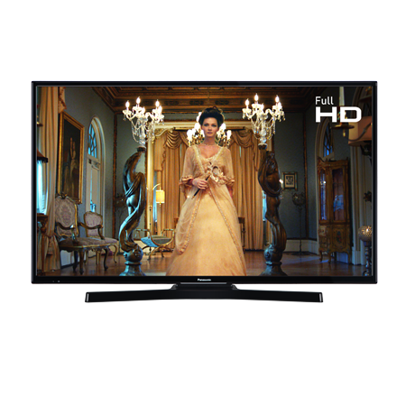 Panasonic TX43E302B, 43 Full HD LED TV with Freeview