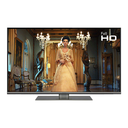 Panasonic TX43FS352B, 43 Full HD Smart LED TV Black with Freeview