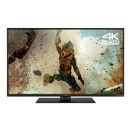 Panasonic TX43FX550B, 43 Smart UHD 4K HDR LED TV with Freeview Play