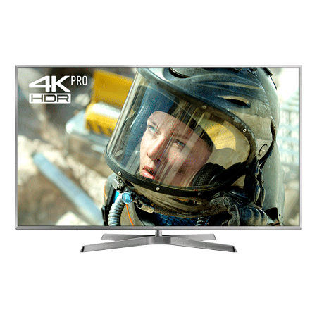 Panasonic TX50EX750B, 50 Smart Ultra HD 4K LED TV with Freeview & Built-in Wi-Fi
