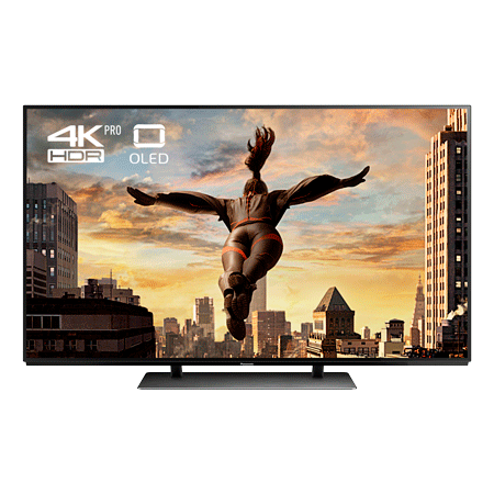 Panasonic TX55EZ952B, 55 Smart UHD 4k OLED TV with Freeview. Ex-Display Model