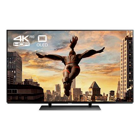 Panasonic TX55EZ952B, 55 inch Smart UHD 4k OLED TV with Freeview. Ex-Display Model