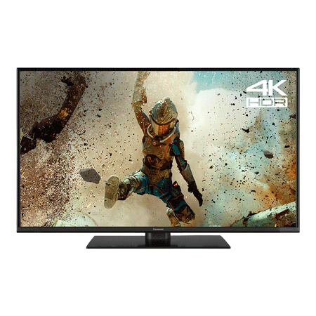 Panasonic TX55FX550B, 55 inch Smart UHD 4K HDR LED TV with Freeview Play