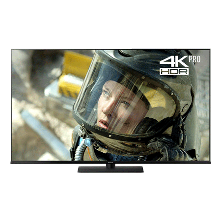 Panasonic TX55FX735B, 55 inch Smart UHD 4k LED TV Black with Freeview