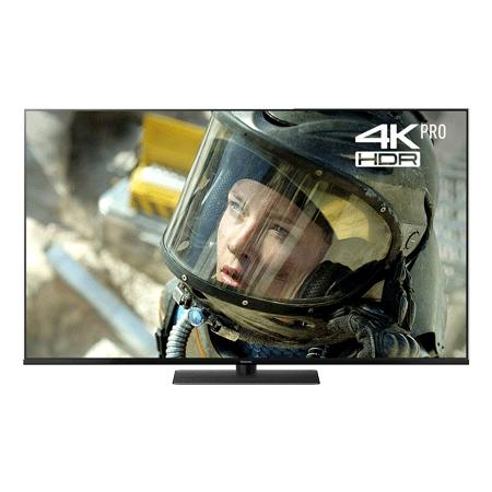 Panasonic TX55FX740B, 55 inch Smart UHD 4k LED TV Black with Freeview.Ex-Display Model