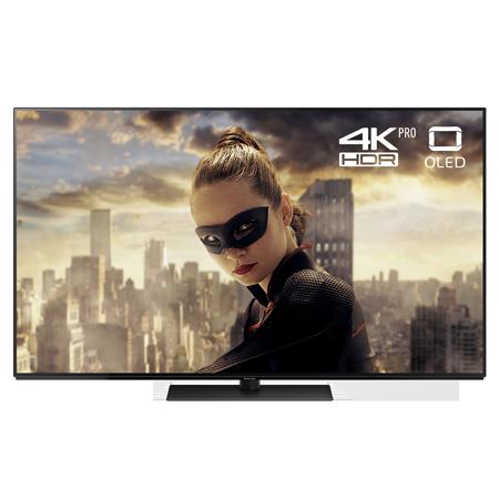 Panasonic TX55FZ802B, 55 inch Smart UHD 4k OLED TV Black with Freeview. Ex-Display Model