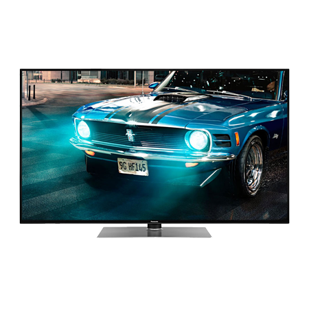 Panasonic TX65GX560B, 65 inch Smart UHD 4k LED TV Black with Freeview