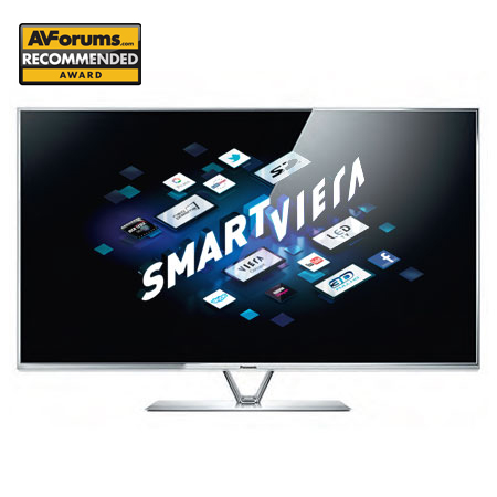 Panasonic TXL55DT65B, 55 Full HD IPS 3D LED TV with 1600 Hz Backlight Scanning & Built-In Wifi