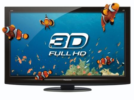 Panasonic TXP42GT20B, 42 inch Full HD 1080p 3D Plasma TV with Infinite Black Pro, 600Hz Intelligent Frame Creation Pro, THX Mode, Freeview HD & Freesat HD