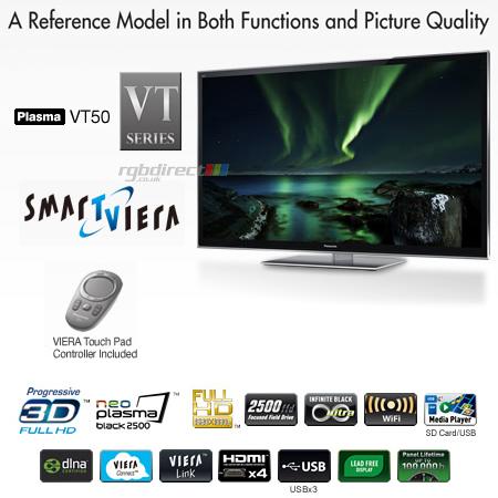 Panasonic | TXP42VT50B | TX-P42VT50B / 42VT50B / TXP42VT50