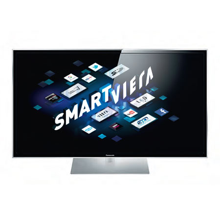 Panasonic TXP50GT60B, 50 Full HD Smart Neo Plasma 3D TV with Built-in Wi-Fi.