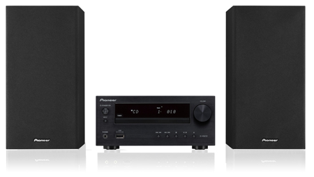 Pioneer XHM10K, Micro Sound System with CD, FM Tuner & USB