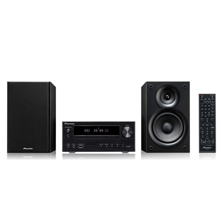 Pioneer XHM21DABK, CD Receiver Micro System with DAB+ & FM Tuner
