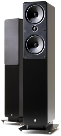 Q Acoustics QA2050, Floor Standing Speakers