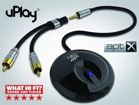 QED QE2920A, uPlay Bluetooth Receiver