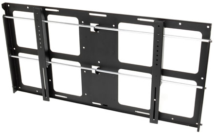 RD PF2, Universal Fixed Wall Mount for Extra Large Flat Screens 55 inch to 65 inch
