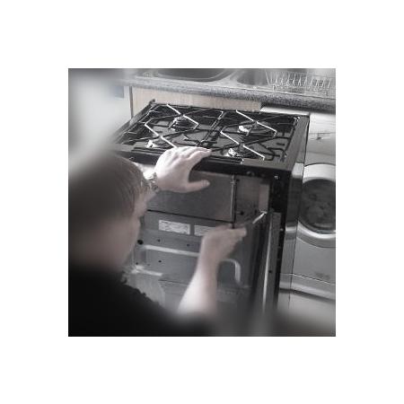 RGB INSTALLGAS, Installation Gas Cooking Freestanding