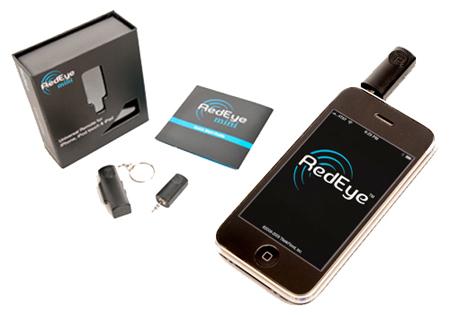 RGB RedEye Mini, Universal Remote Adaptor