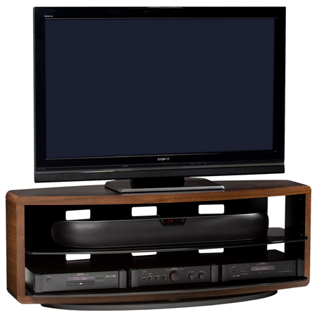 RGB VALERA9729CW, Valera AV Cabinet Stand for Flat Screen TVs up to 65