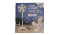offer RGB Frontier 16 inch pedestal fan