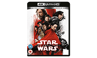 RGB Star Wars The Last Jedi 4K Ultra HD