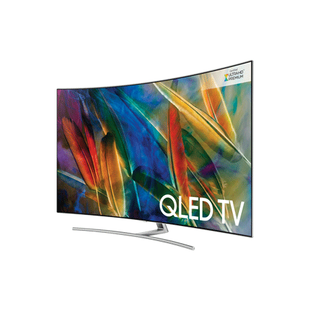 Samsung Qe55q8cam 55 Inch Series 8 Smart Curved Qled