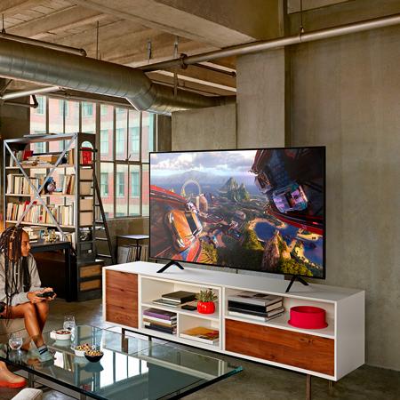 Samsung Qe65q60r 65 Inch Smart 4k Ultra Hd Hdr Qled Tv