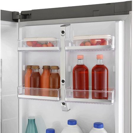 Samsung Rb38m7998s4 Family Hub Fridge Freezer Stainless