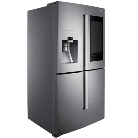 Samsung Rf56m9540sr Family Hub Side By Side Fridge
