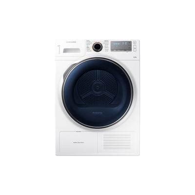 SAMSUNG DV80H8100HW, 8 kg Heat Pump Condenser Tumble Dryer, A++ Energy Rating, White