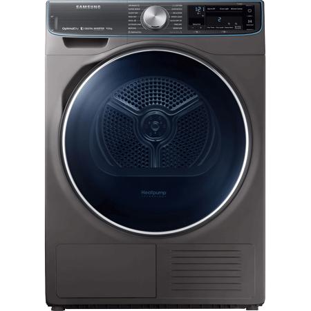 SAMSUNG DV90N8288AX, 9Kg Heat Pump Tumble Dryer - Graphite - A+++ Rated
