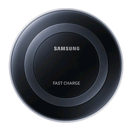 SAMSUNG EPPN920BBEGWW, Samsung Fast Charging Wireless Charging Pad (Black) Smart Home Accessory