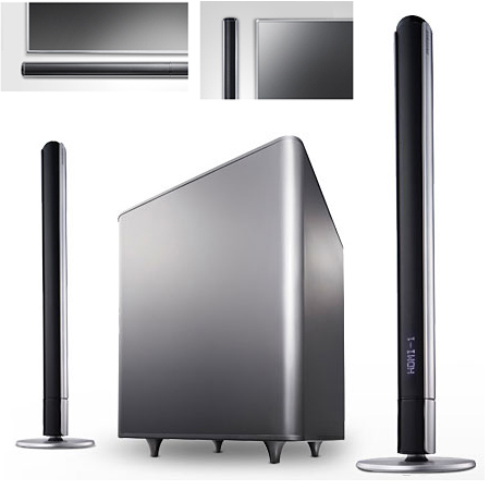 SAMSUNG HWE551 + 42 inch Plasma Television, LG PA4500