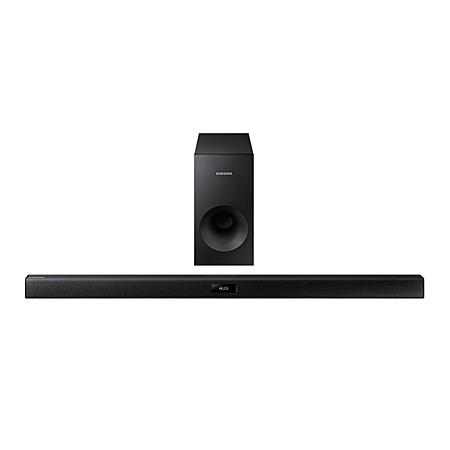 SAMSUNG HWJ355, 2.1Ch 120W Bluetooth Soundbar with Wired Subwoofer.Ex-Display