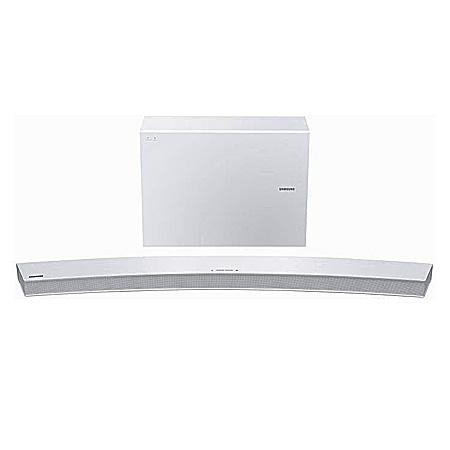 SAMSUNG HWJ6502, 6.1 Ch 300 W Curved Wireless Multiroom  Soundbar - White