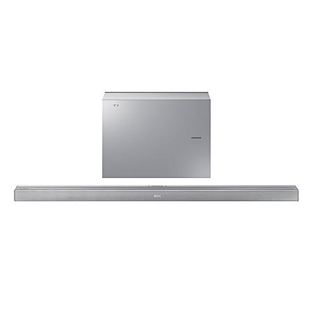 SAMSUNG HWJ651, 4.1 Ch 320 W Wireless Multiroom TV Soundbar -  Silver