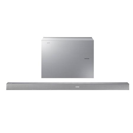 SAMSUNG HWK651, 3.1 Ch Soundbar Wireless Multiroom Soundbar with Centre Speaker -Silver
