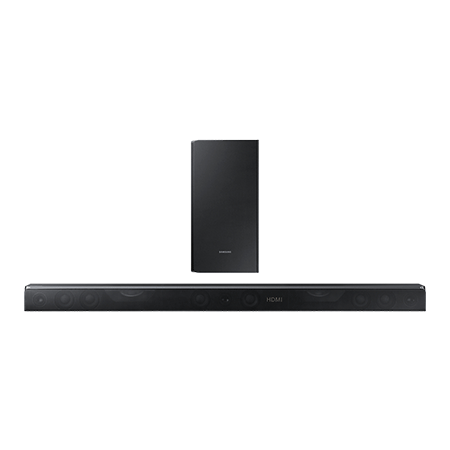 SAMSUNG HWK850, Smart Bluetooth 3.1 Soundbar Black with Wireless Sub.Ex-Display Model