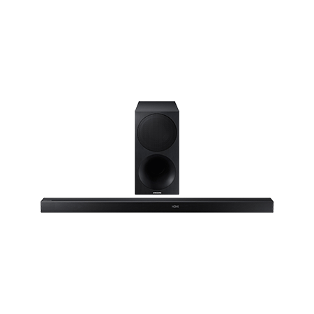 SAMSUNG HWM550, 3.1 Channel Soundbar with Wireless Subwoofer and 6 Built-In Speakers