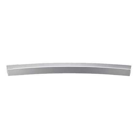 SAMSUNG HWMS6501, Smart Curved 5.1 Ch Bluetooth Wi-Fi All in one Sound Bar with Distortion Cancelling in Silver.