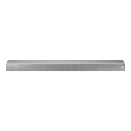 SAMSUNG HWMS751, 5 Ch. Flat Soundbar with One Body, 11 built in Speakers Bluetooth & TV Sound Connect in Silver