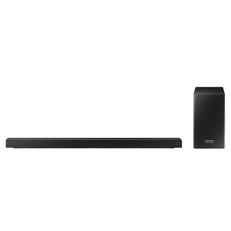 SAMSUNG HWQ60R, Bluetooth Soundbar with Wireless Subwoofer - Black