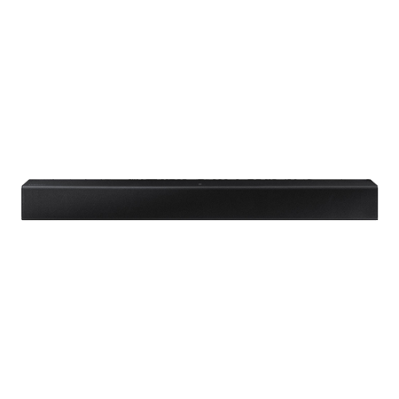 SAMSUNG HWT400, 2Ch Flat Soundbar - Black