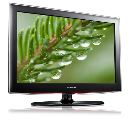 SAMSUNG LE22D450, 22 Series 4 Full HD 1080p LCD TV with 50Hz Clear Motion Rate & Freeview