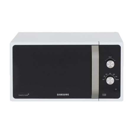 SAMSUNG MS23F301EAW, Freestanding Microwave Combi WhiteIce Blue