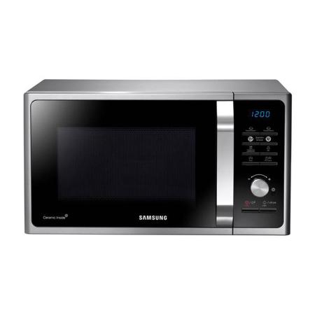 SAMSUNG MS23F301TAS, 27.5x48.9x32 800W Microwave Oven Ice BlueSilver