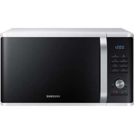 SAMSUNG MS28J5255, Freestanding Microwave Oven WhiteIce Blue